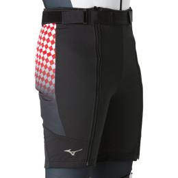 20MIZUNO Croatia Ski Short Pants [Z2MF9010] 【ブラック】
