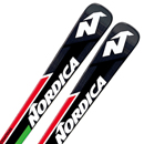 18NORDICA GS RACE PLATE 【ビンディング無】
